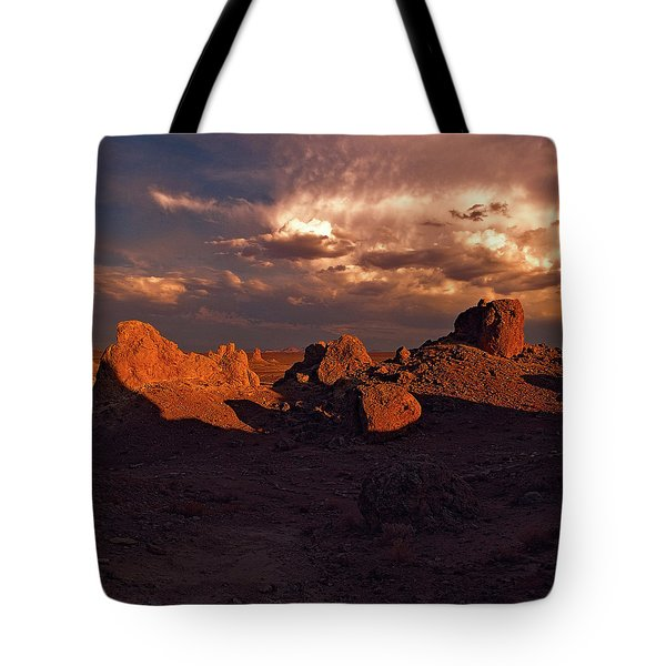 Pinnacles - May 2016 Tote Bag
