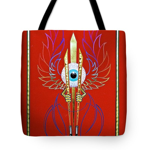 Pinstriper's Icon Tote Bag