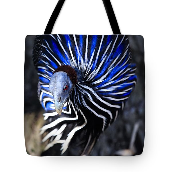 Pintada Vulturina Tote Bag