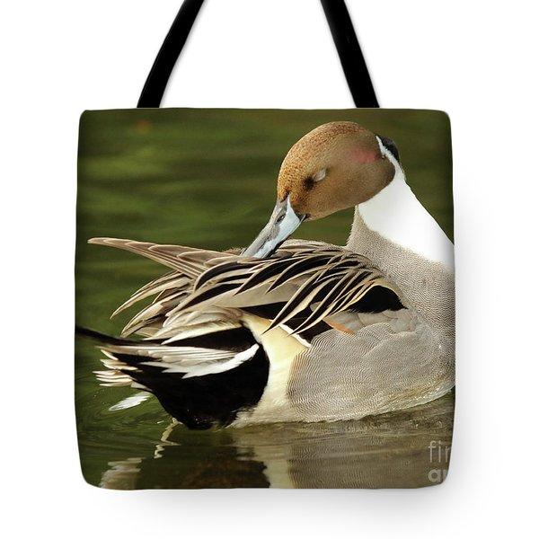 Pintail Drake Grooming Tote Bag