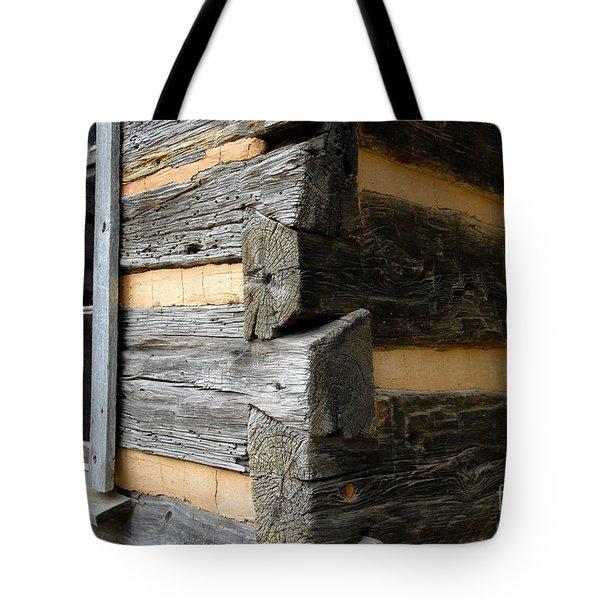 Pioneer Craftsmanship Tote Bag by David Lee Thompson