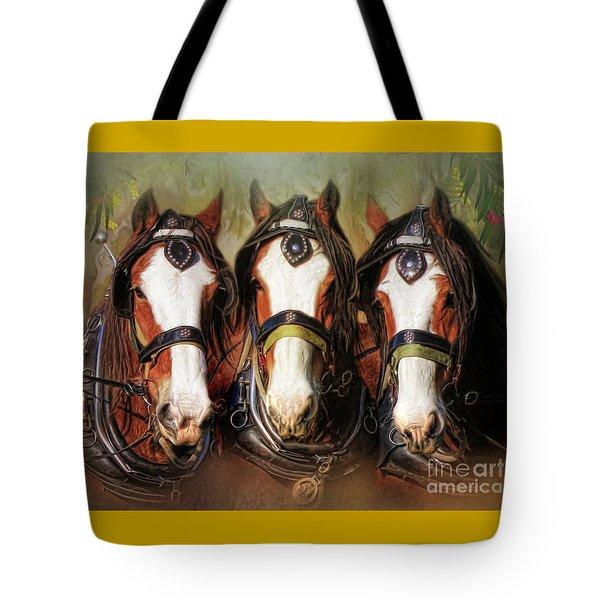 Pioneers Tote Bag