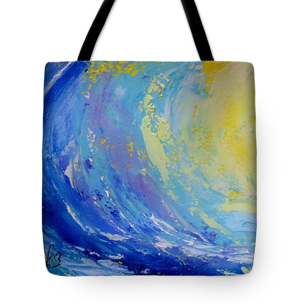 Pipeline Tote Bag
