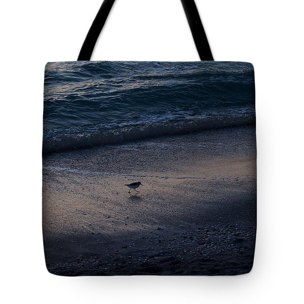 Piper At Dusk Tote Bag