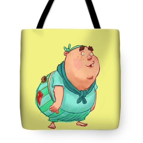 Pirate Doof Tote Bag