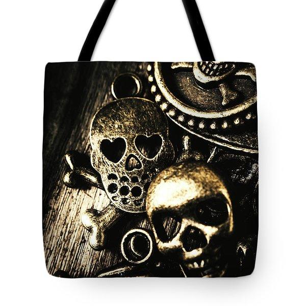 Pirate Treasure Tote Bag