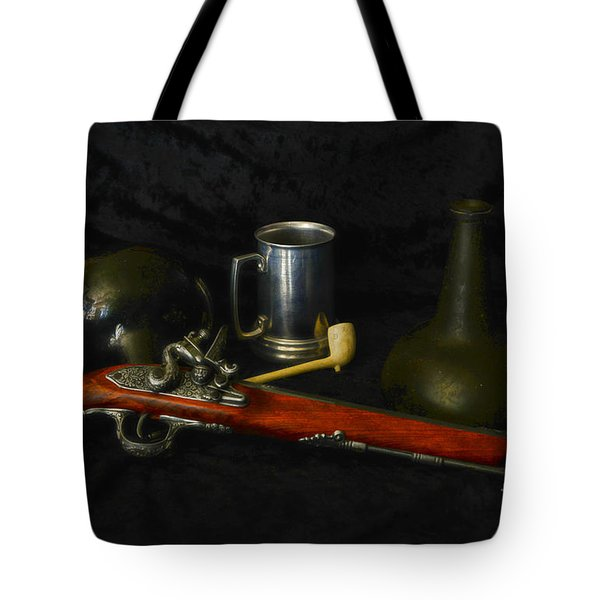 Pirates And Their Vices Tote Bag by Paul Ward