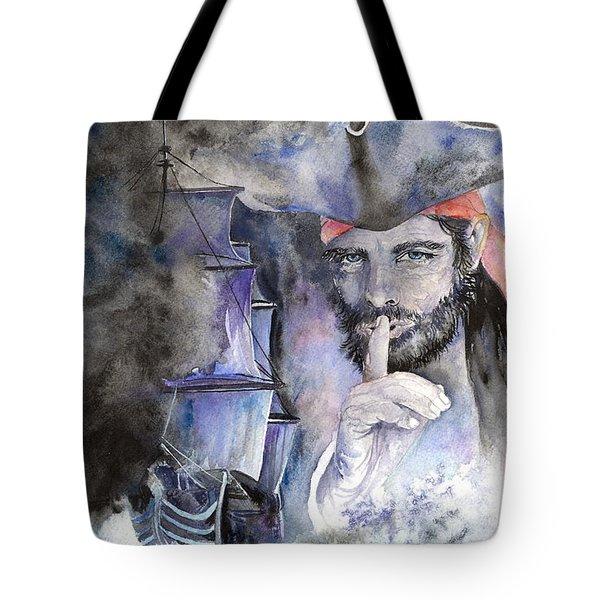 Pirate's Bounty Tote Bag