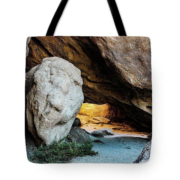 Pirate's Cave Tote Bag