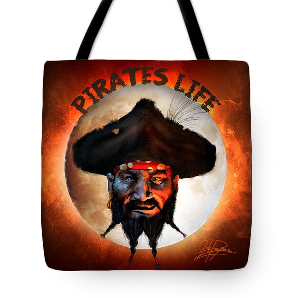 Pirates Life Tote Bag