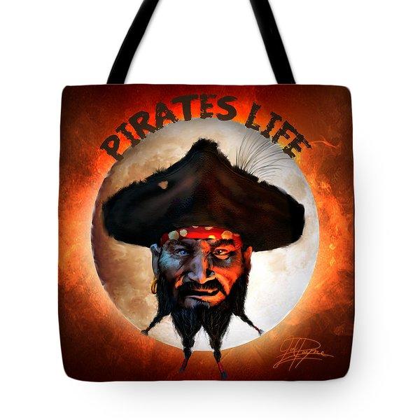 Pirates Life Tote Bag