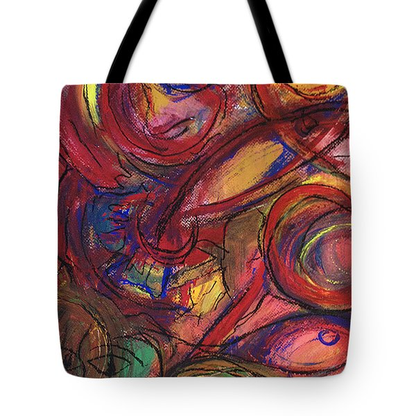 Pisces Symbalic Tote Bag