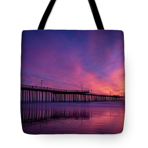 Pismo's Palette Tote Bag by Sean Foster