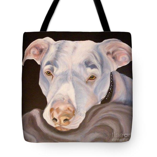 Pit Bull Lover Tote Bag