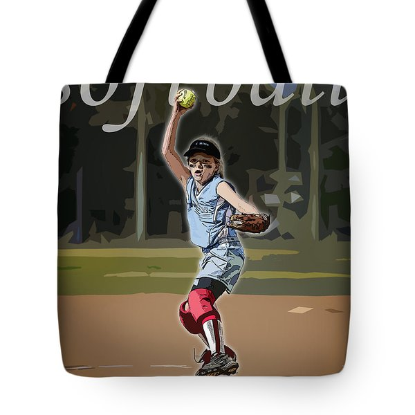Pitcher Tote Bag by Kelley King
