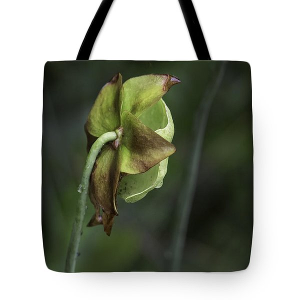 Pitcher Plant 07 Tote Bag