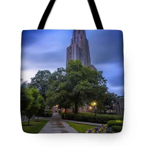 Pitt Tote Bag