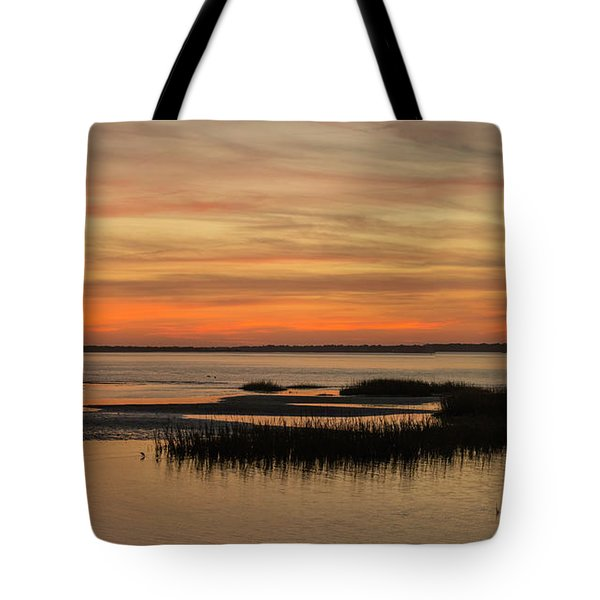 Tote Bag featuring the photograph Pitt Street Sunset 2017 19 by Jim Dollar