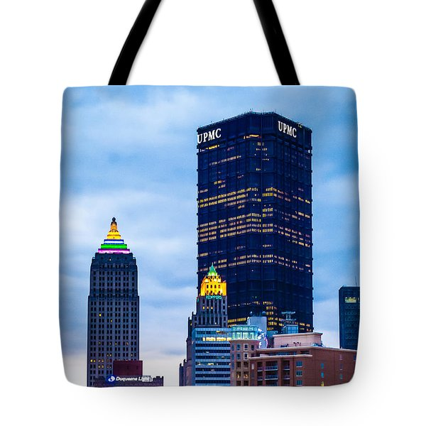 Pittsburgh - 7012 Tote Bag