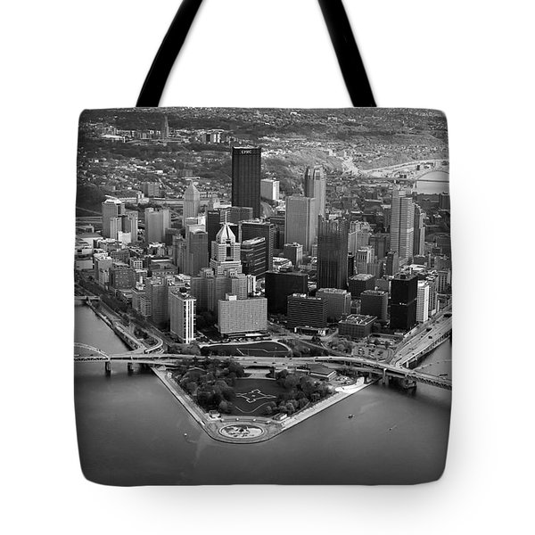 Pittsburgh 8 Tote Bag