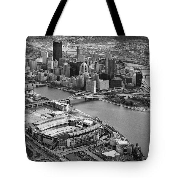 Pittsburgh 9 Tote Bag