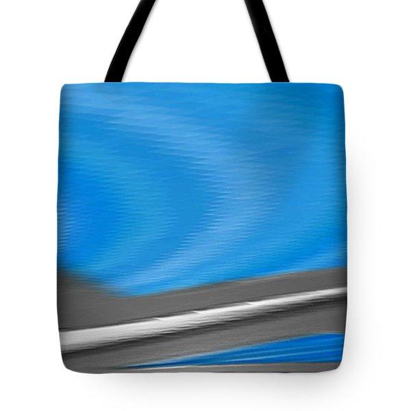 Pittura Digital Tote Bag by Sheila Mcdonald