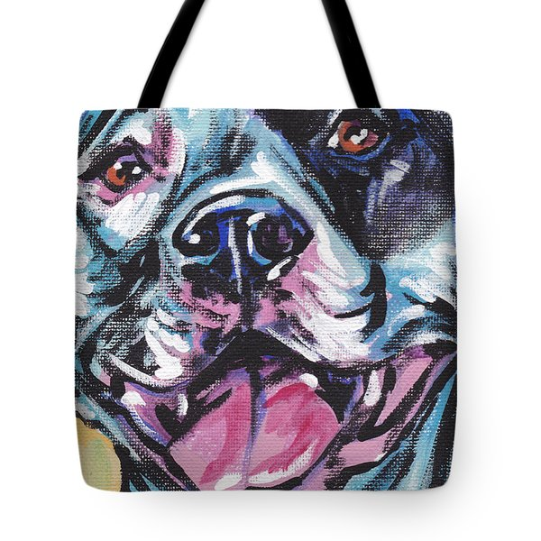 Pity The Pit Tote Bag