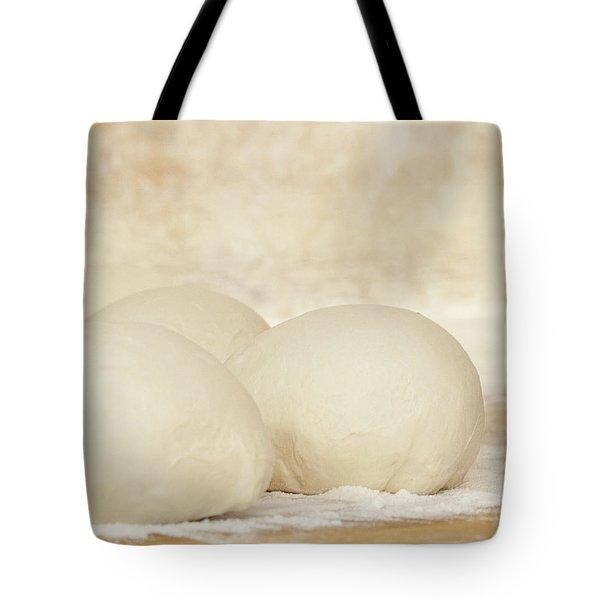Pizza Dough At Rest Tote Bag