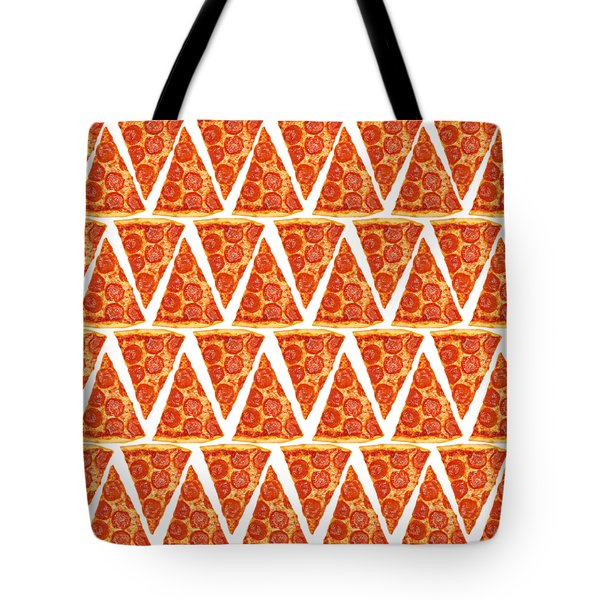 Pizza Slices Tote Bag