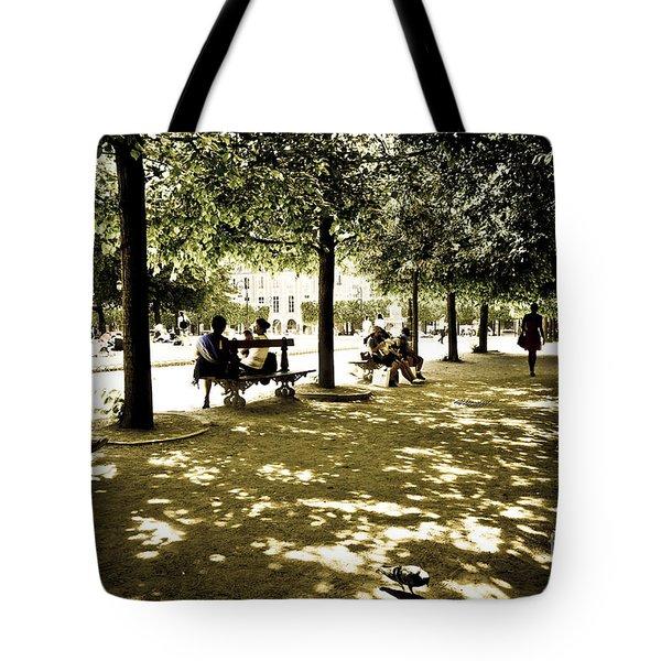 Place De Vosges Tote Bag by Perry Van Munster