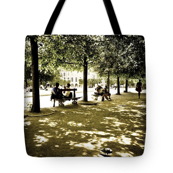 Place De Vosges Tote Bag