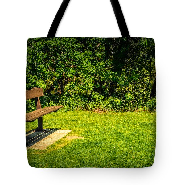 Place In The Sun Tote Bag