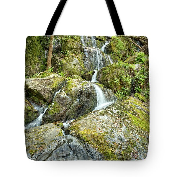 Place Of A Thousand Drips Tote Bag