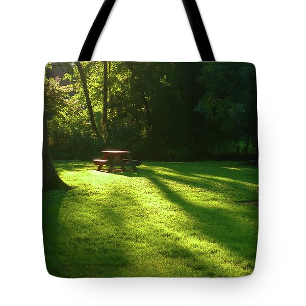 Place Of Honor Tote Bag