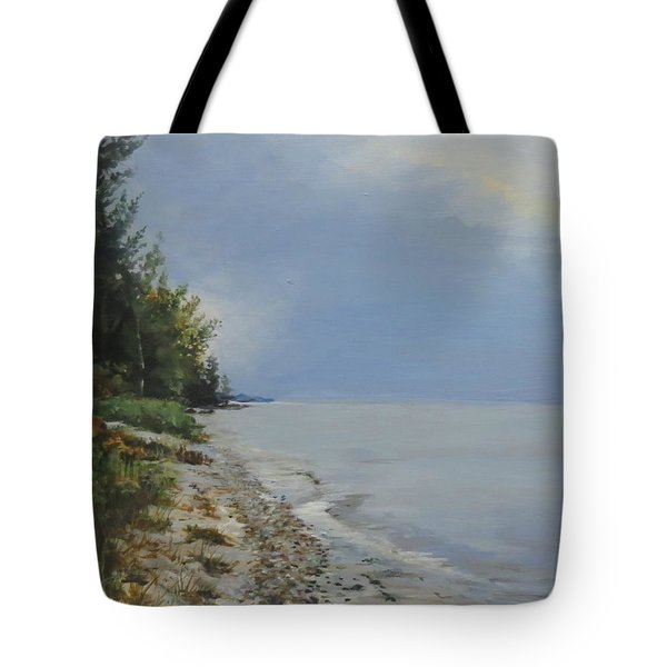 Places We've Been Tote Bag