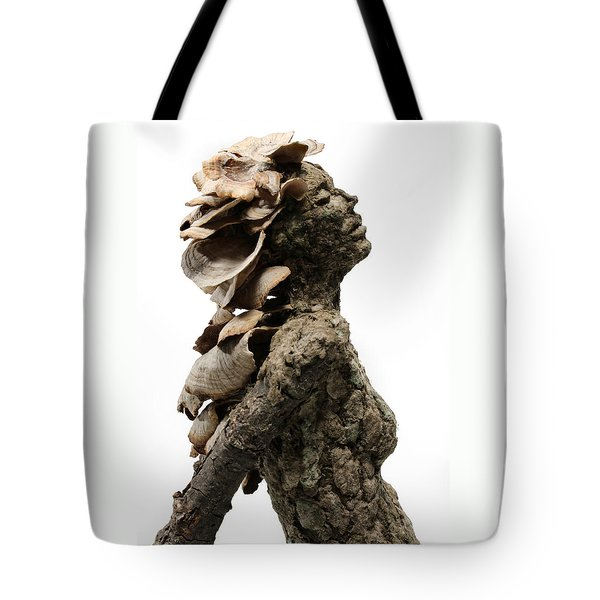Placid Efflorescence A Sculpture By Adam Long Tote Bag by Adam Long