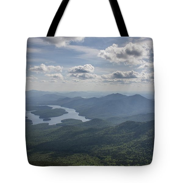 Placid View Tote Bag