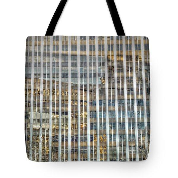 Plaid Light In La Tote Bag