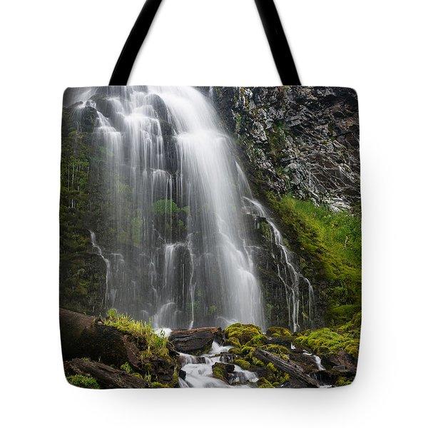 Plaikni Falls Tote Bag by Greg Nyquist