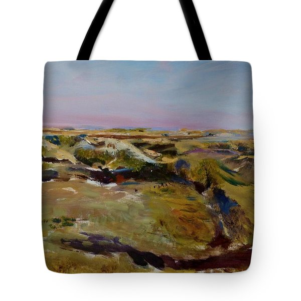 Coulee Evening Tote Bag