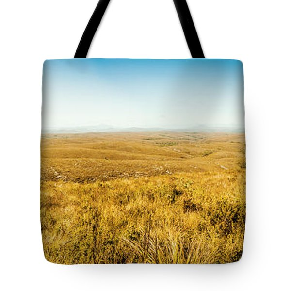 Plain Plains Tote Bag