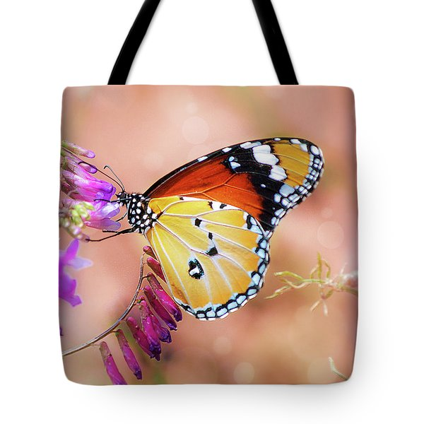 Plain Tiger Tote Bag