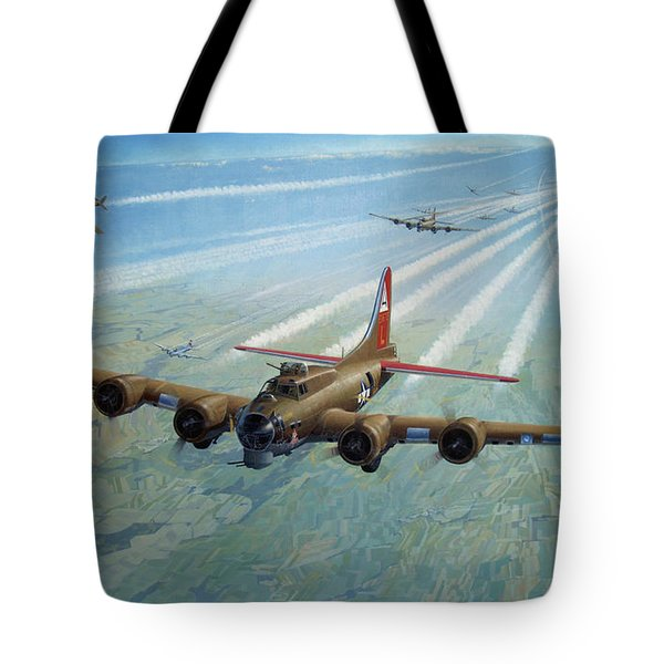 Tote Bag featuring the photograph Plane by Test