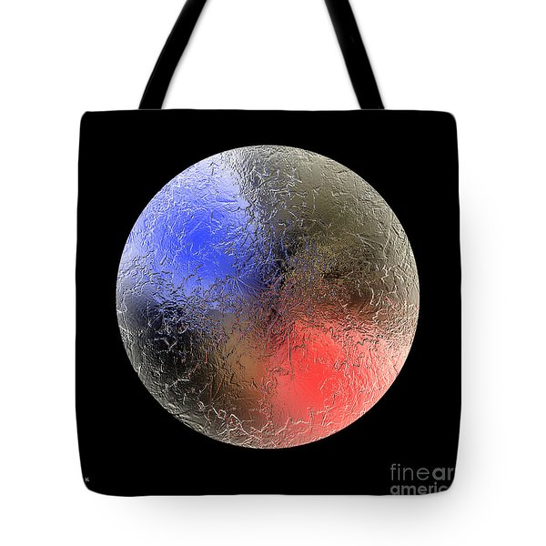 Planet 12 Tote Bag by John Krakora