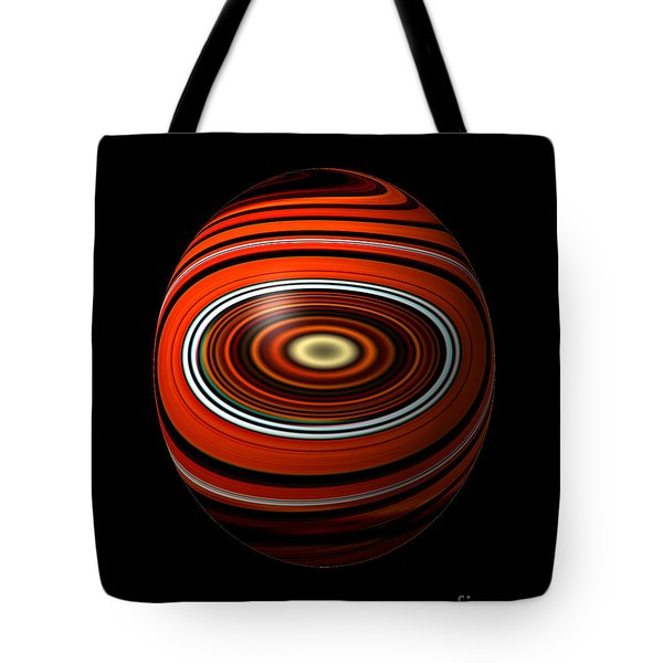 Planet Eye Tote Bag