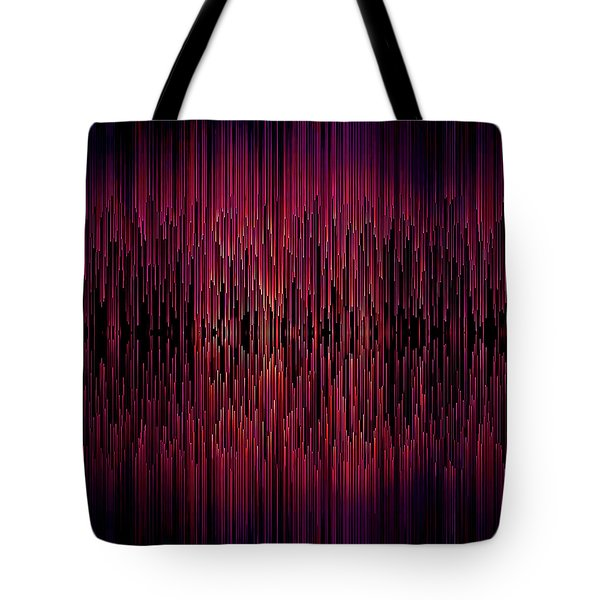 Planet Pixel Carnival Dreams Tote Bag