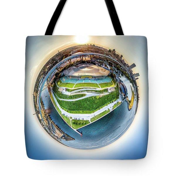 Planet Summerfest Tote Bag