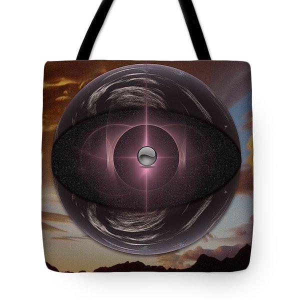 Planetoid Tote Bag