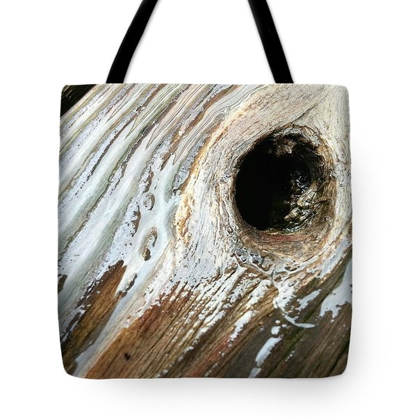 Planking The Right Way? Tote Bag