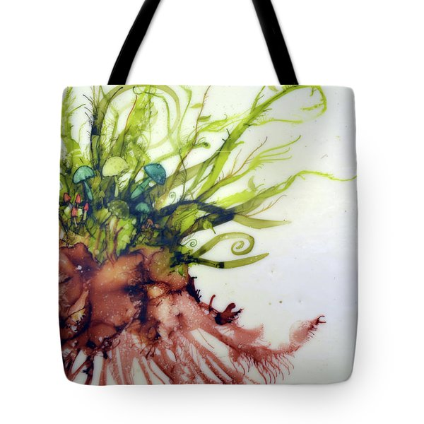Plant Life #2 Tote Bag